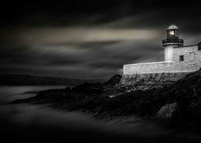 The Lighthouse by Matt O'Brien
