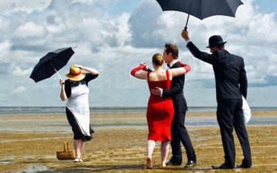 The Singing Butler by Richie Dalton
