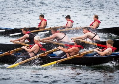 9 Men Went to Row by Andy McDonnell