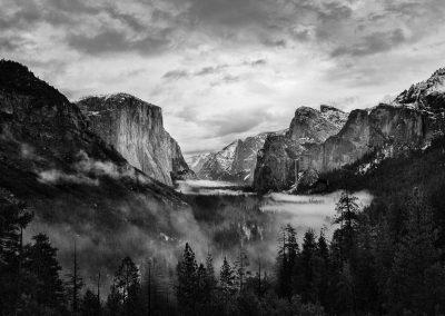 Dawn View Of Yosemite by Matt O'Brien