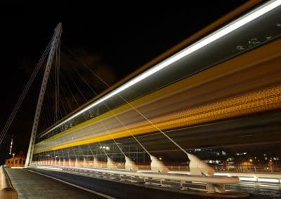Beckett Bridge by Rob Hackett