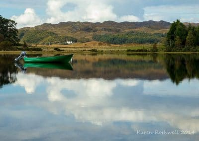 Scotland by Karen Rothwell