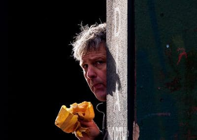 Sneaky Sandwich by Barry Dillon