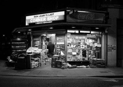 The Corner Shop by John Wiles