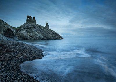 Seascape by David-Whitaker