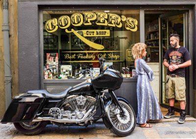 Coffeur by John Wiles