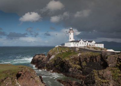Fanad-Lighthouse - The Calm Before The Storm by Ken Dobson