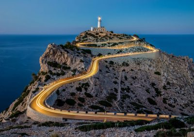 Cap De Formentor by Kevin Foley