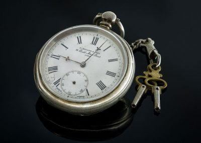 Pocket Watch by Stacey Neilson