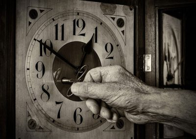 Hands of Time by Mary Hann
