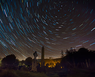 WWM December 2014 – Star Trails