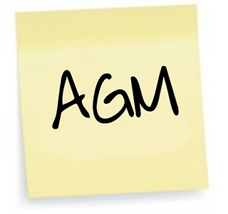 Notice of Club AGM – 26th January 2015