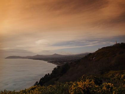Club Outing – Killiney Hill using ND Filters