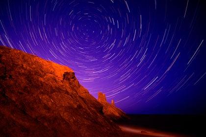 WWM May 2015 – Star Trails