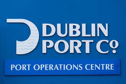 Club Outing – Dublin Port