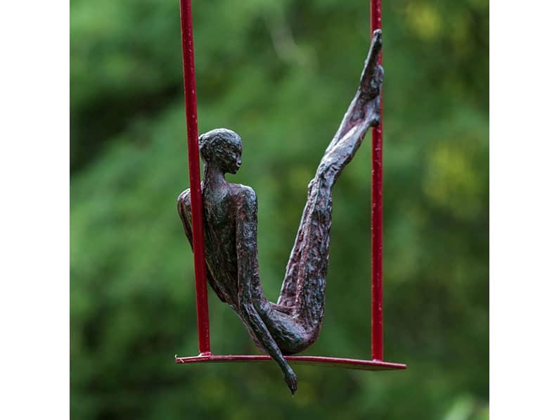 Swings (Artist Else Ringnalda) by Ken Dobson