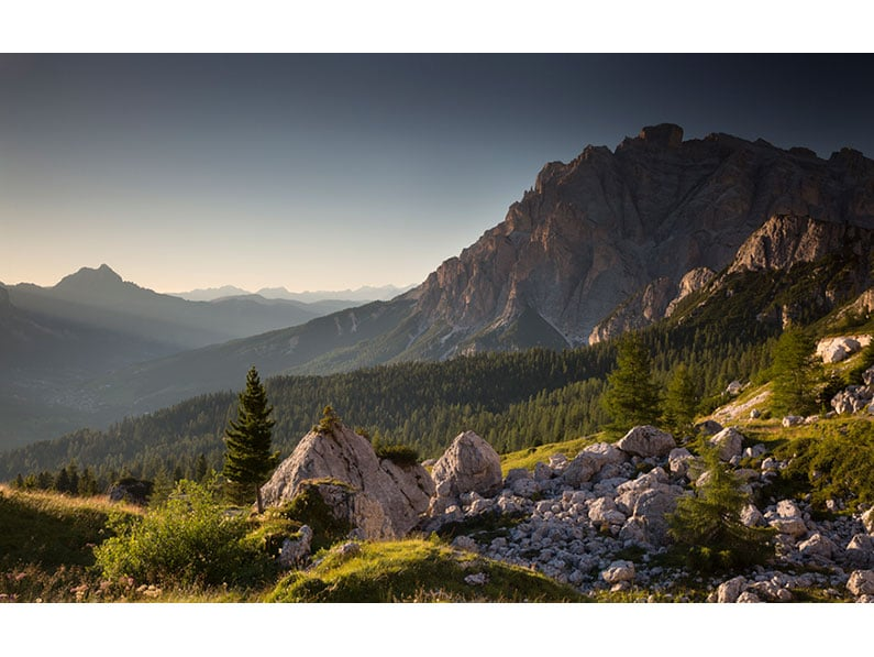 3rd - Dolomites by Kevin Grace
