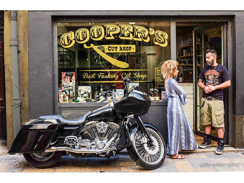 HC - Coffeur by John-Wiles