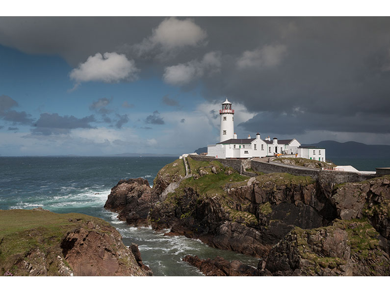 HC - Fanad Lighthouse - The Calm Before The Storm by Ken Dobson