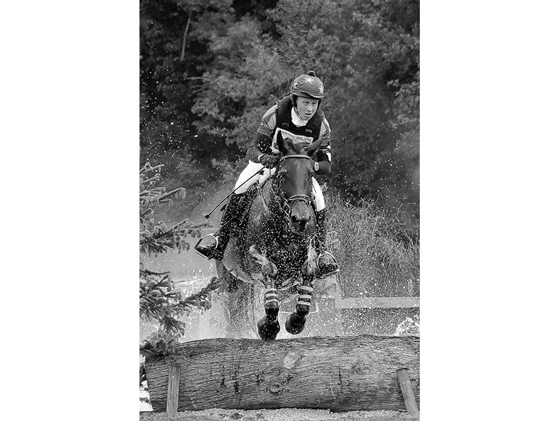 5. Robbie O'Leary – Horse and Rider