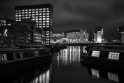 SWM November 2015 – Dublin in Black & White