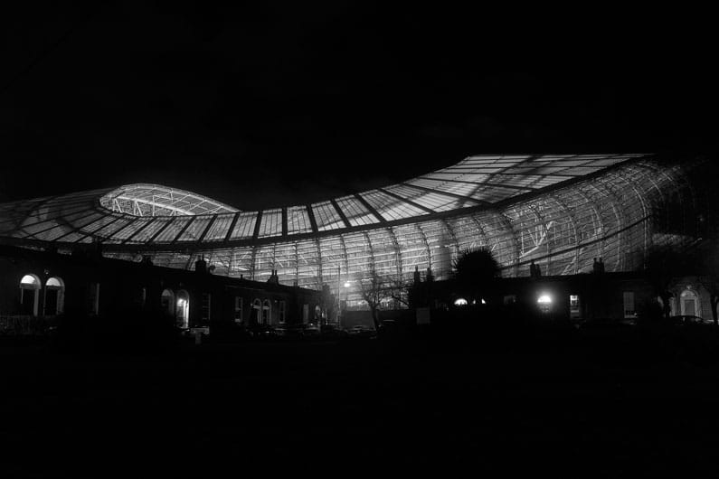 Aviva Stadium by Neil Wilson