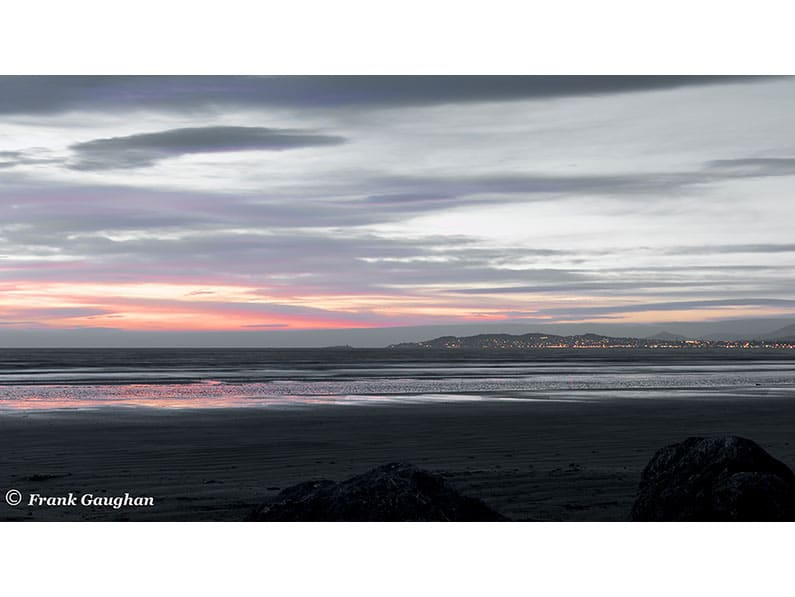 Dollymount Dawn by Frank Gaughan