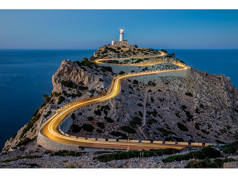 1st Place - Cap De Formentor by Kevin Foley