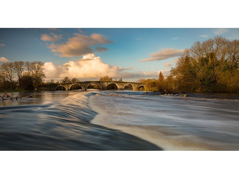 Highly Commended - Time passes under Bennett's Bridge by Kevin Grace