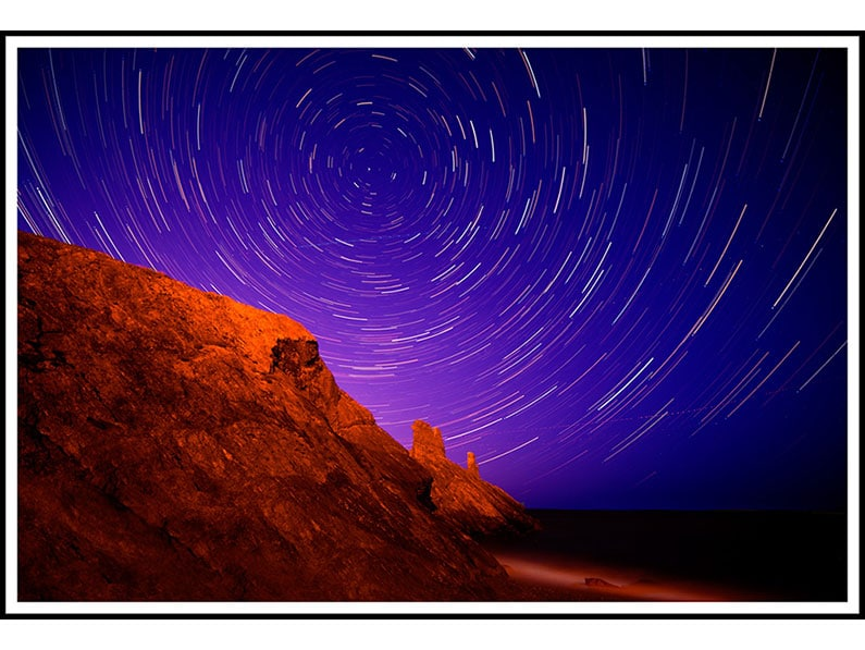 Highly Commended - Night Time by David Whitaker