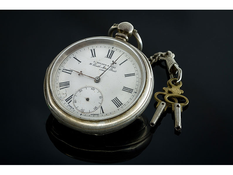 Highly Commended - Pocket Watch by Stacey Neilson
