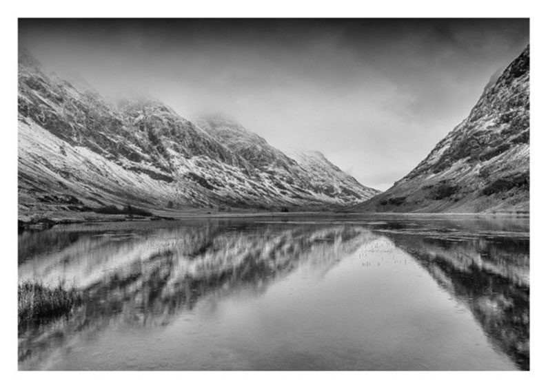 Glencoe, Scotland by Helen Black