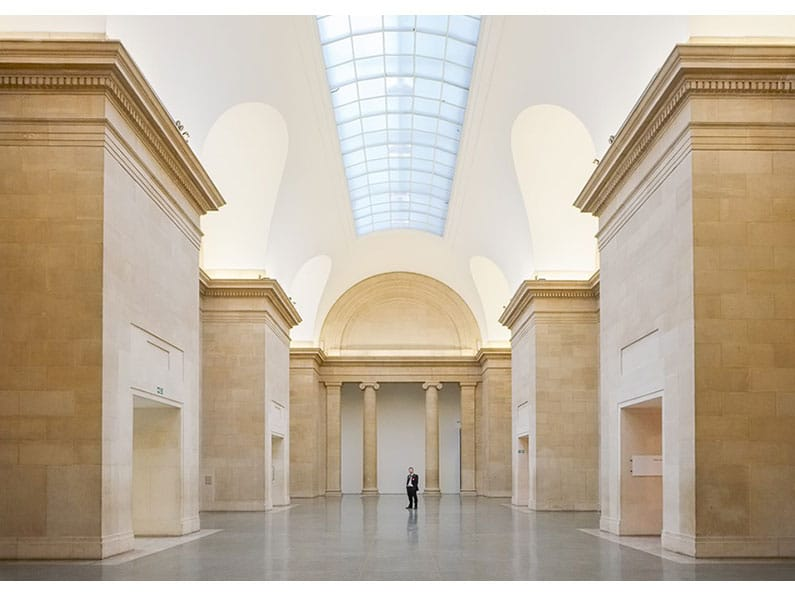 Tate Britain by John Wiles