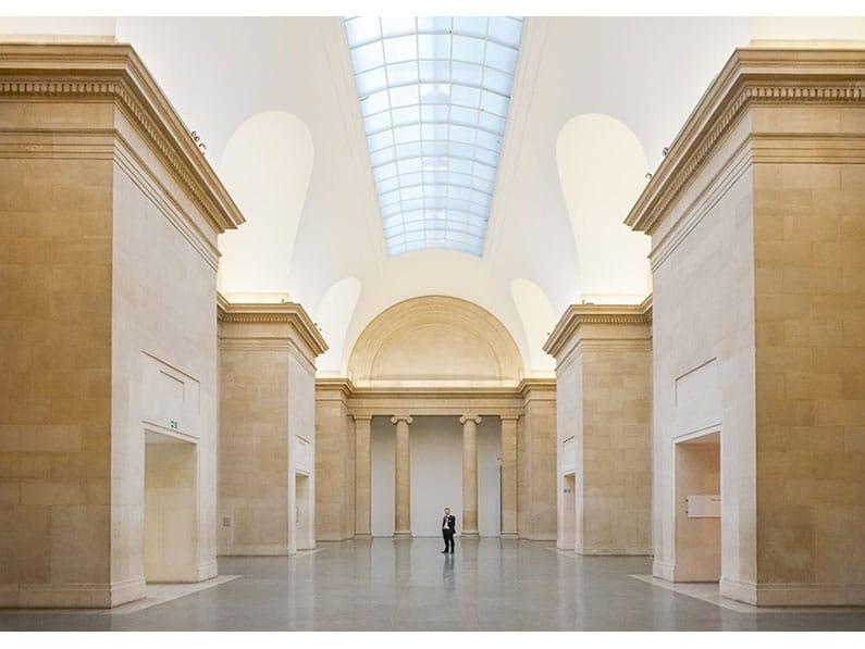 Tate Britain by John Wiles