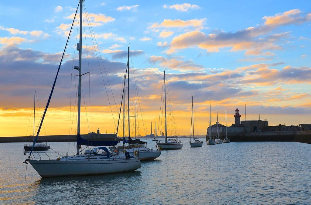 Summer Outing – Dun Laoghaire Sunset