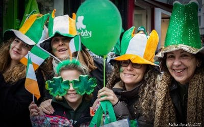 Club Outing – St Patrick's Day Parade