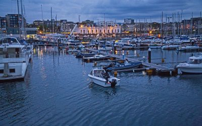 Club Outing – Sunset at Dun Laoghaire