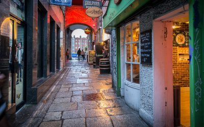 Club Outing – Temple Bar