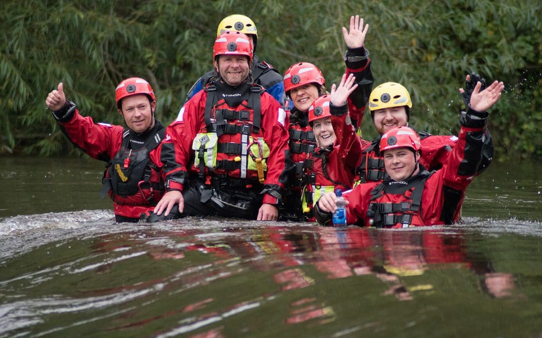 Club Outing – The Liffey Descent