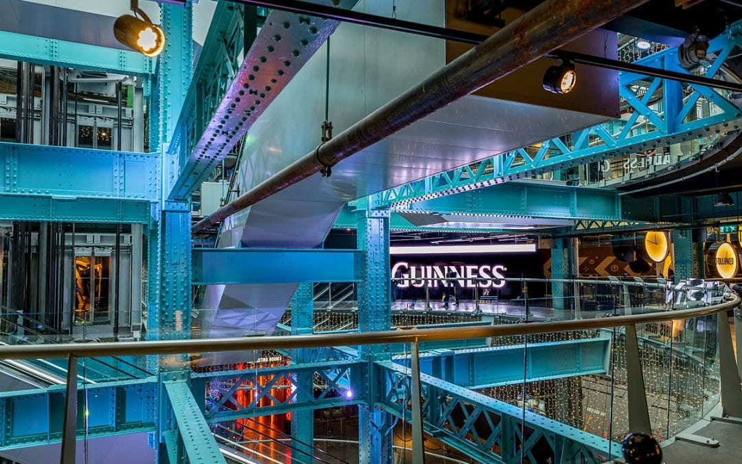Club Outing – Guinness Storehouse