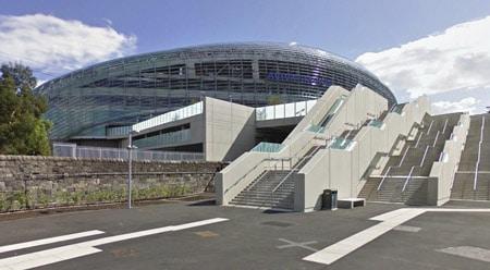 Aviva Stadium, Lansdowne Road, Dublin 4