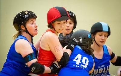Club Outing – Roller Derby
