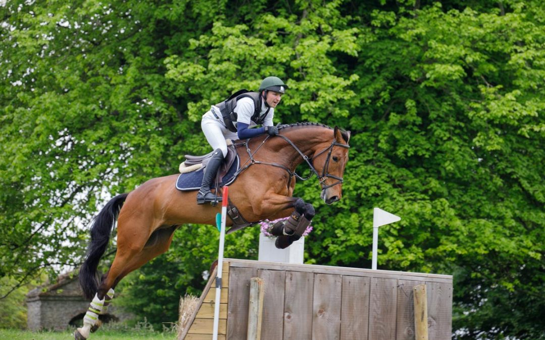 Club Outing – Eventing (Rosanna)