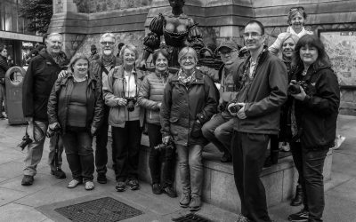 Club Outing – Streets of Dublin