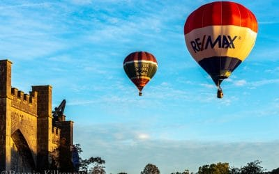 Club Outing – Hot Air Balloons