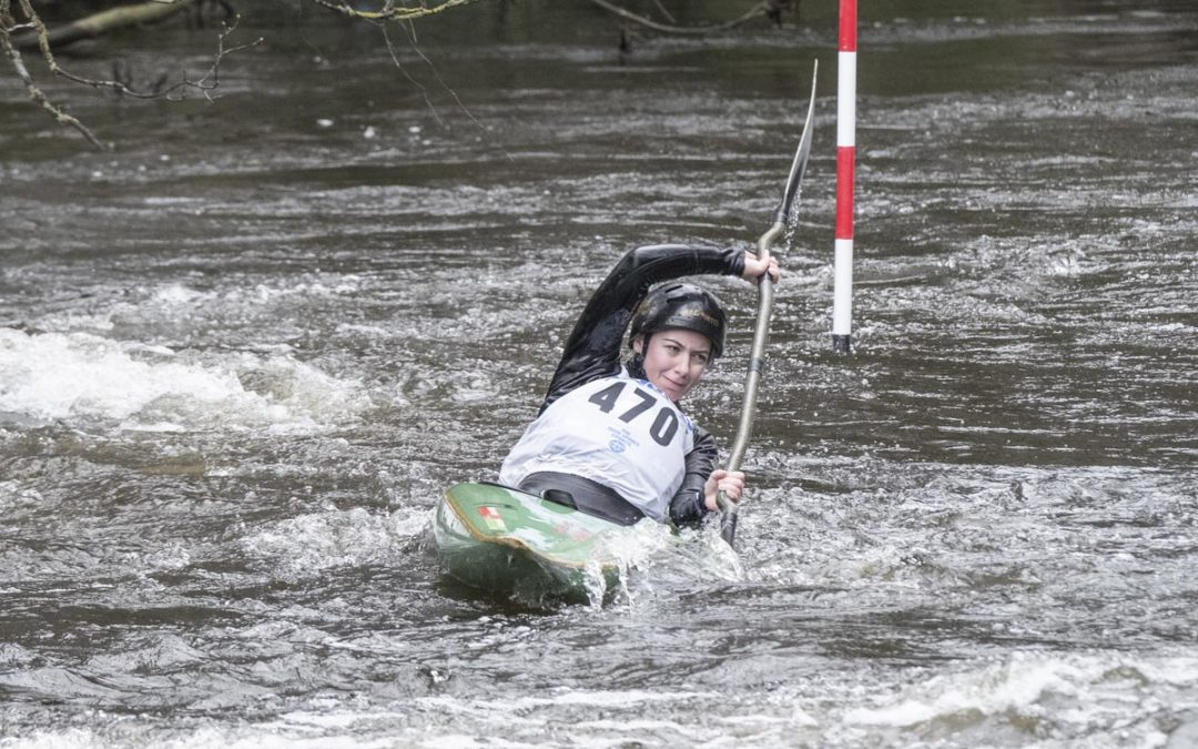 Club Outing – Irish Open Canoe Slalom