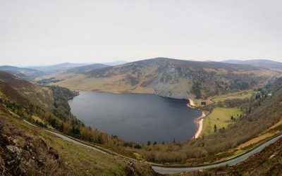 Club Outing – Sunset at Lough Tay