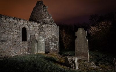 Club Outing – Sunset Light Painting at Tully Graveyard