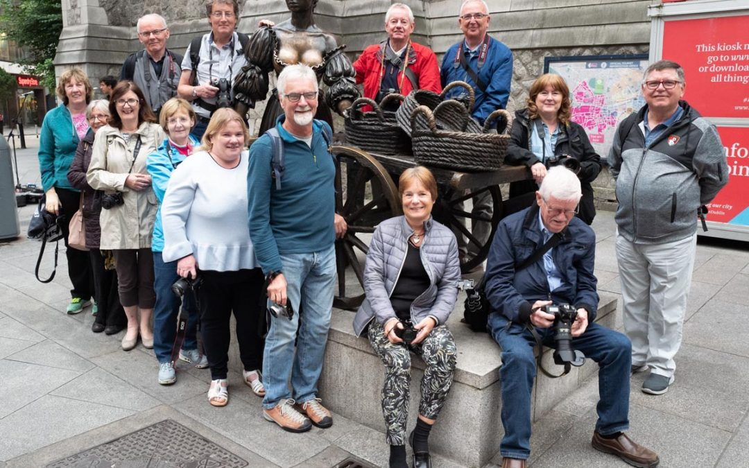 Summer Outings – Temple Bar