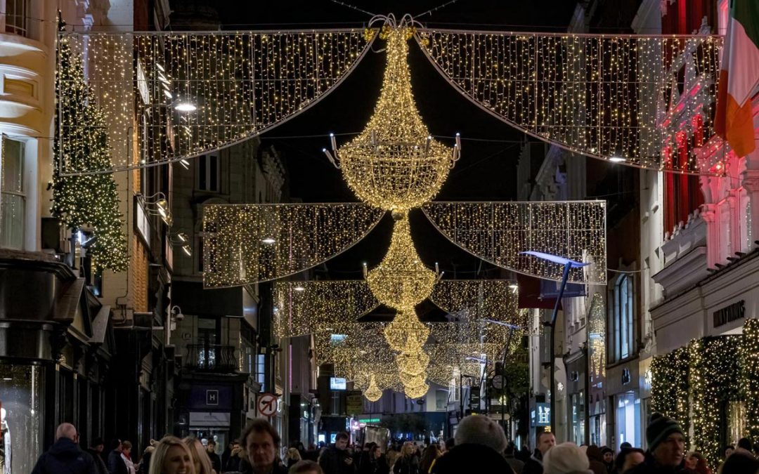 Club Outing – Xmas Lights Dublin